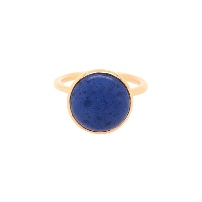 Bague Charly dumortierite